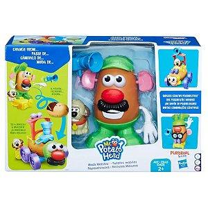 Figura - Mr. Potato Head - Veículos Malucos - Hasbro