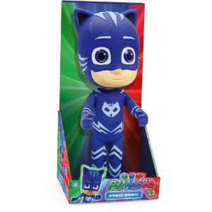 Boneco Gigante Articulado Menino Gato PJ Masks - DTC