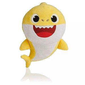 39269 - Pelúcia Baby Shark Amarela - Toyng