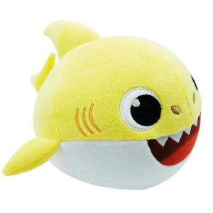 39280 - Pelúcia Com Movimento Baby Shark - Toyng