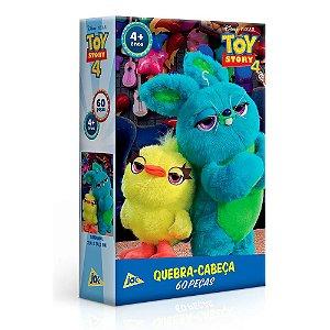 2628 - Quebra-Cabeça Toy Story 4 Ursos 60 Peças Toyster