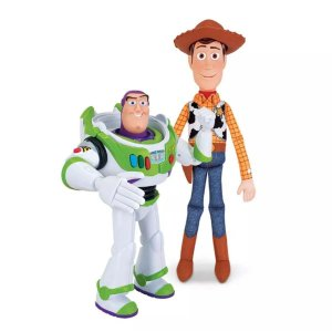 35705 - Toy Story 4 - Woody e Buzz Lightyear - Toyng