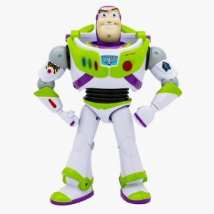 38169 - Toy Story 4 - Boneco Buzz Lightyear com Som - Toyng