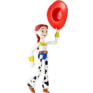 Jessie Articulada Toy Story 4 - Mattel