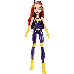 Batgirl - DC Super Hero Girls - Boneca Treinamento - Mattel