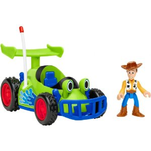 Imaginext - RC e Woody - Fisher Price