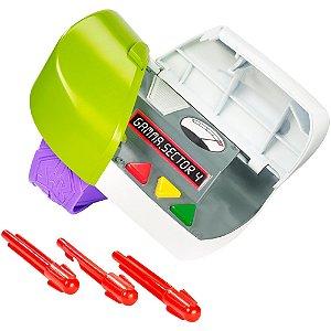 Bracelete - Disney - Pixar - Toy Story 4 - Comunicador Espacial do Buzz - Mattel