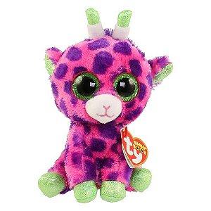 3512 Pelúcia Beanie Boos Girafa Gilbert  - DTC