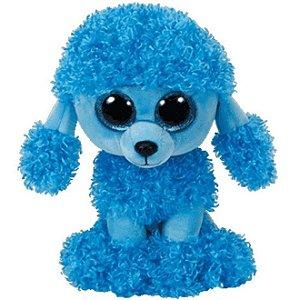 3512 Pelúcia Beanie Boos Cachorro Poodle Mandy - DTC
