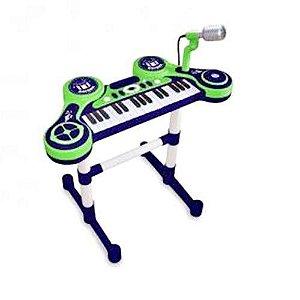 PE1806 Piano Eletrônico O Primeiro Grande Show - Unik Toys