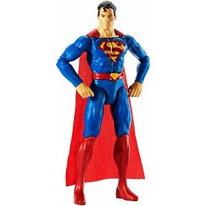 GDT50 Superman True Moves - DC Liga da Justiça - Mattel
