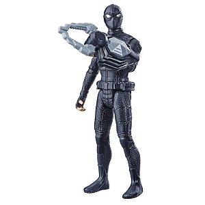 Figura Articulada 20 Cm - Disney - Marvel - Spider-Man - Longe de Casa - Homem Aranha Furtivo - Hasbro