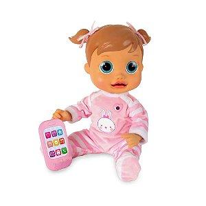 Boneca Baby Wow Analu Multikids - Br732