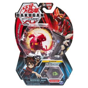2070 - Esfera Bakugan Dragonoid - Sunny