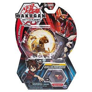 2070 - Esfera Bakugan Aurelus Dragonoid - Sunny