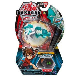 2071 - Esfera Bakugan Deluxe Haos Garganoid - Sunny