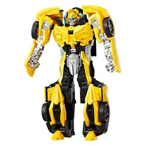 Transformers - Turbo Changer - Bumblebee C0886