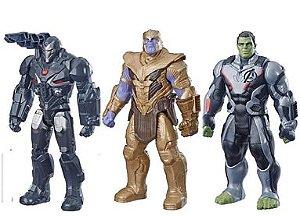Kit Thanos, Hulk e Máquina de Guerra - Hasbro