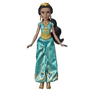 Jasmine com som - Aladdin - Hasbro