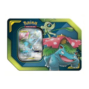 Lata Pokémon TCG - Pokemon GX - Snorlax e Eevee - Copag