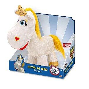 Pelúcia Unicórnio Botão de Ouro - Toy Story 4 - Toyng