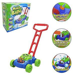 Carrinho Mania de Bolhas - DM Toys