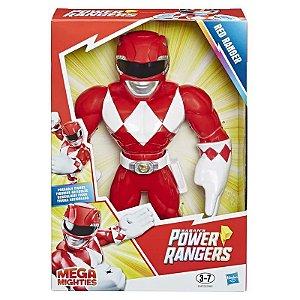 Boneco Articulado Power Rangers - Ranger Vermelho - Hasbro