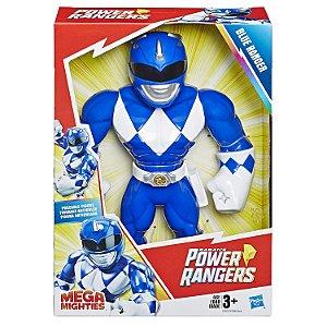 Boneco Articulado Power Rangers - Ranger Azul - Hasbro