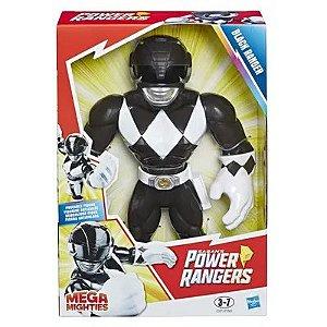 Boneco Articulado Power Rangers - Ranger Preto - Hasbro