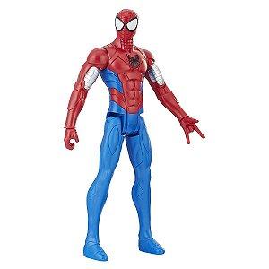 Homem Aranha Blindado Titan Hero Series - Hasbro