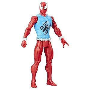Homem Aranha Escarlate Titan Hero Series - Hasbro