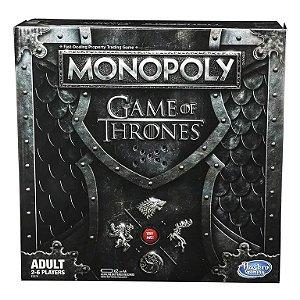 Jogo Monopoly Game Of Thrones Com Som - Hasbro E3278