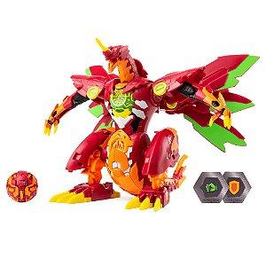 Figura de Batalha Bakugan - Dragonoid Maximus - Sunny