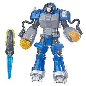 Figura Smash Beastbot Power Rangers - Hasbro