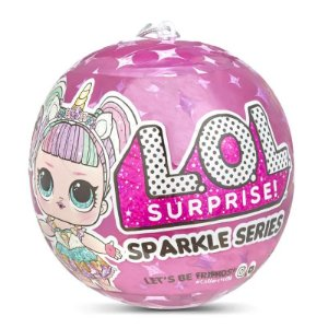 LOL Surprise - Sparkle Series - 7 Surpresas - Candide