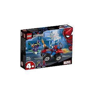 LEGO Super Heroes - A Perseguição De Carro De Spider-man - 76133