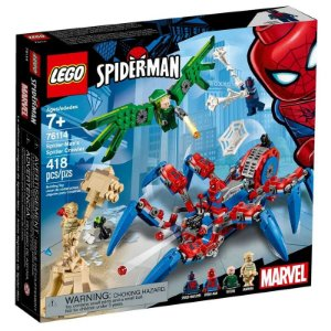 LEGO Super Heroes - Marvel - Spider - Man - Aranha Robô - 76114