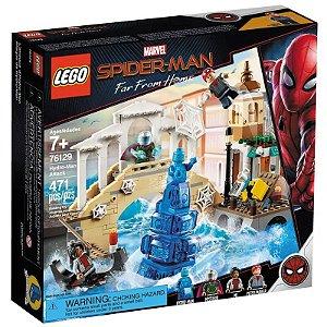 LEGO Super Heroes - Disney - Marvel - Spider-Man - Longe de Casa - Hydro-Man Ataque - 76129