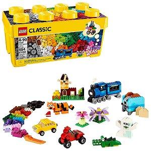 LEGO Classic Caixa Média de Peças Criativas LEGO 10696