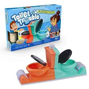 Jogo - Banheiro Maluco Duplo - Hasbro