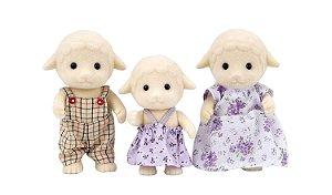 Família de Ovelhas Sylvanian Families - Epoch