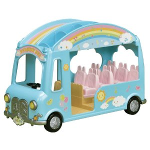 Ônibus Arco-Íris Sylvanian Families - Epoch
