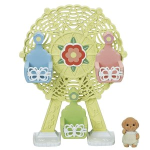 Roda Gigante Do Bebê Sylvanian Families - Epoch