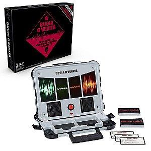 Jogo - Detector de Mentiras - Hasbro