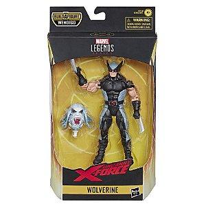Marvel Legends - Wolverine - Build Wendigo