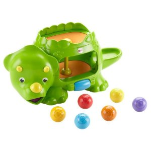 Dinossauro Bolinhas Divertidas - Fisher Price