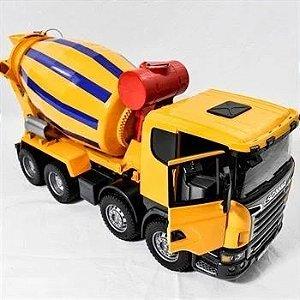 Caminhão Betoneira Scania R-Series - Bruder