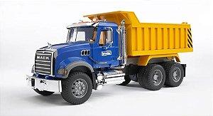 Caminhão Basculante Mack Granite - Bruder