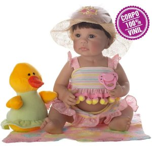 Bebe Reborn Laura Doll Newborn Heloisa
