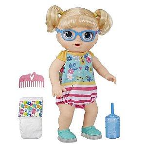 Boneca Baby Alive Sapatinhos Brilhantes - Hasbro